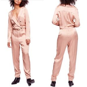 NWT Free People I Am Woman Jumpsuit